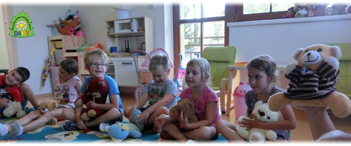 Anglicko-česká mateřská škola Daisy